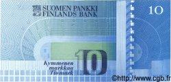 10 Markkaa FINLANDE  1986 P.113a NEUF