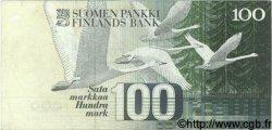 100 Markkaa FINLANDE  1986 P.115 TTB+