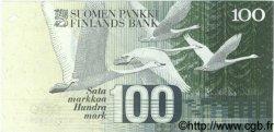100 Markkaa FINLANDE  1986 P.115 pr.NEUF