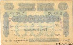 500 Rupees INDE  1919 P.A18es SUP+