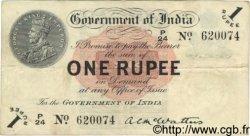 1 Rupee INDE  1917 P.001e TTB
