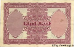 50 Rupees INDE  1917 P.009b TTB