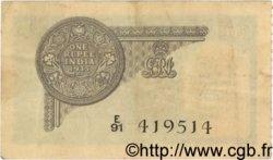 1 Rupee INDE  1935 P.014b TTB