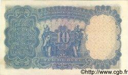 10 Rupees INDE  1928 P.016a TTB+ à SUP