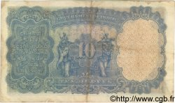 10 Rupees INDE  1928 P.016b TB