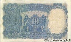 10 Rupees INDE  1928 P.016b TTB+