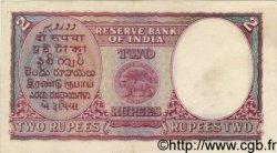 2 Rupees INDE  1937 P.017a TTB