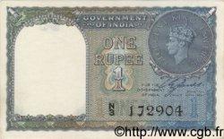 1 Rupee INDE  1940 P.025a pr.NEUF