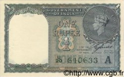 1 Rupee INDE  1940 P.025d TTB+