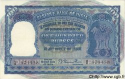 100 Rupees INDE  1949 P.041b TTB+