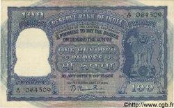 100 Rupees INDE  1949 P.042a TTB à SUP
