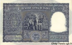100 Rupees INDE  1949 P.043a SUP