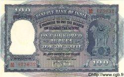 100 Rupees INDE  1957 P.043b pr.SPL