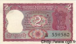 2 Rupees INDE  1970 P.053a SUP