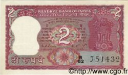 2 Rupees INDE  1975 P.053c SUP