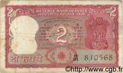 2 Rupees INDE  1977 P.053e pr.TB