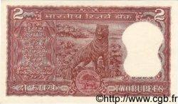 2 Rupees INDE  1977 P.053d SUP à SPL