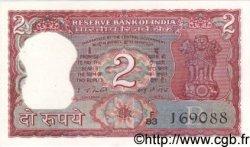 2 Rupees INDE  1977 P.053f SUP