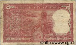2 Rupees INDE  1981 P.053Aa TB