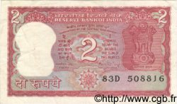 2 Rupees INDE  1981 P.053Aa TTB