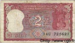 2 Rupees INDE  1983 P.053Ab TB