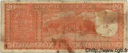 20 Rupees INDE  1970 P.061c B