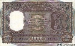 1000 Rupees INDE  1975 P.065a TTB+