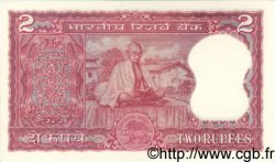 2 Rupees INDE  1970 P.067b SPL