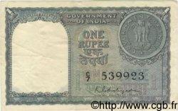 1 Rupee INDE  1951 P.072 TTB