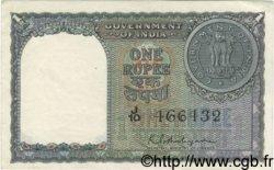 1 Rupee INDE  1951 P.072 SUP