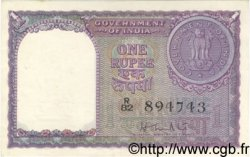 1 Rupee INDE  1951 P.074a SPL