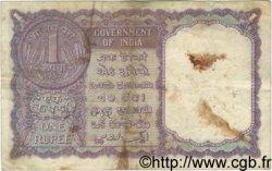 1 Rupee INDE  1957 P.075f TB