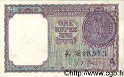 1 Rupee INDE  1963 P.076a TTB