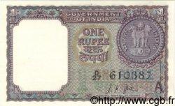 1 Rupee INDE  1963 P.076a pr.SPL