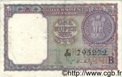 1 Rupee INDE  1965 P.076c TB