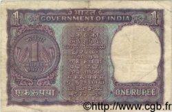 1 Rupee INDE  1970 P.077g TB