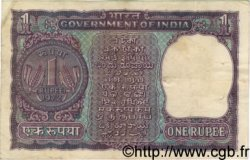 1 Rupee INDE  1972 P.077k TB