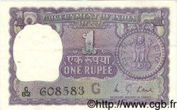 1 Rupee INDE  1974 P.077o TTB