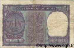 1 Rupee INDE  1976 P.077r TB+