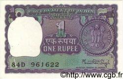 1 Rupee INDE  1978 P.077v SPL