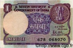 1 Rupee INDE  1981 P.078a TTB