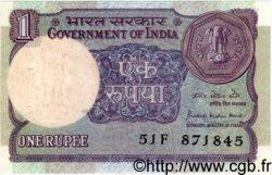 1 Rupee INDE  1984 P.078Aa SUP