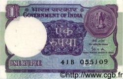 1 Rupee INDE  1989 P.078Ad SPL
