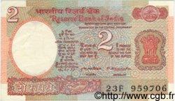 2 Rupees INDE  1975 P.079b SUP