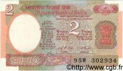 2 Rupees INDE  1977 P.079d SPL