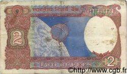 2 Rupees INDE  1977 P.079e TB