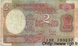 2 Rupees INDE  1983 P.079i TB