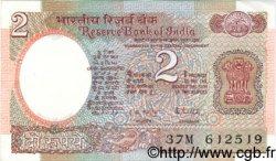 2 Rupees INDE  1983 P.079j SUP+