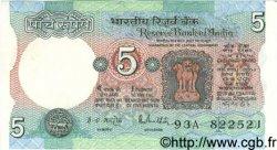 5 Rupees INDE  1983 P.080m SUP