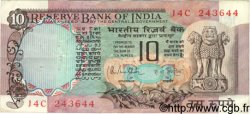 10 Rupees INDE  1983 P.081h TTB
